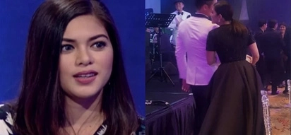 Shaina Magdayao gives us a priceless reaction to her exclusively dating status with Piolo Pascual