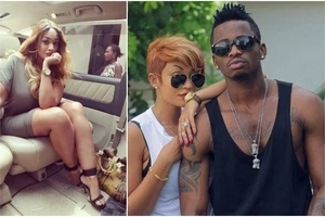Diamond Platinumz speaks for the first time after Zari Hassan went back to her ailing ex