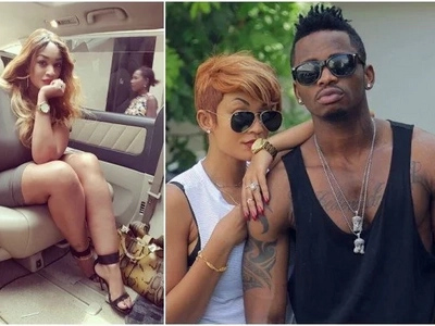 9 stunning photos of Diamond Platinumz' wife, Zari, who looks nothing like a mum of 5!