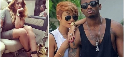 Diamond's wife promises to cheat on him anytime, details