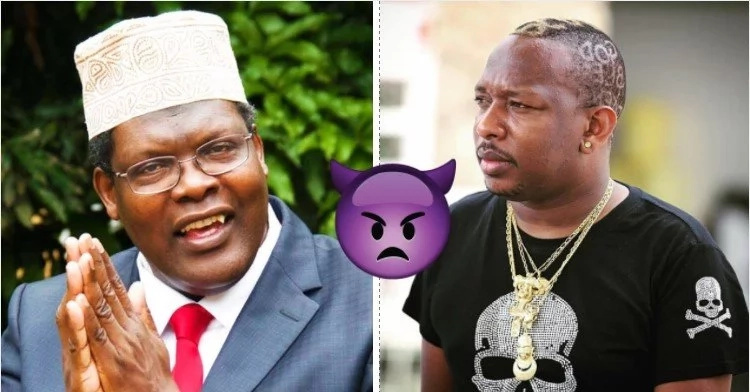 Mike Sonko na Miguna Miguna washambulia vikali (Video)