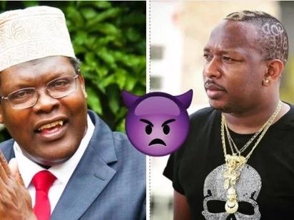 Jubilee ilitaka niwe naibu wa Gavana Mike Sonko- Miguna Miguna