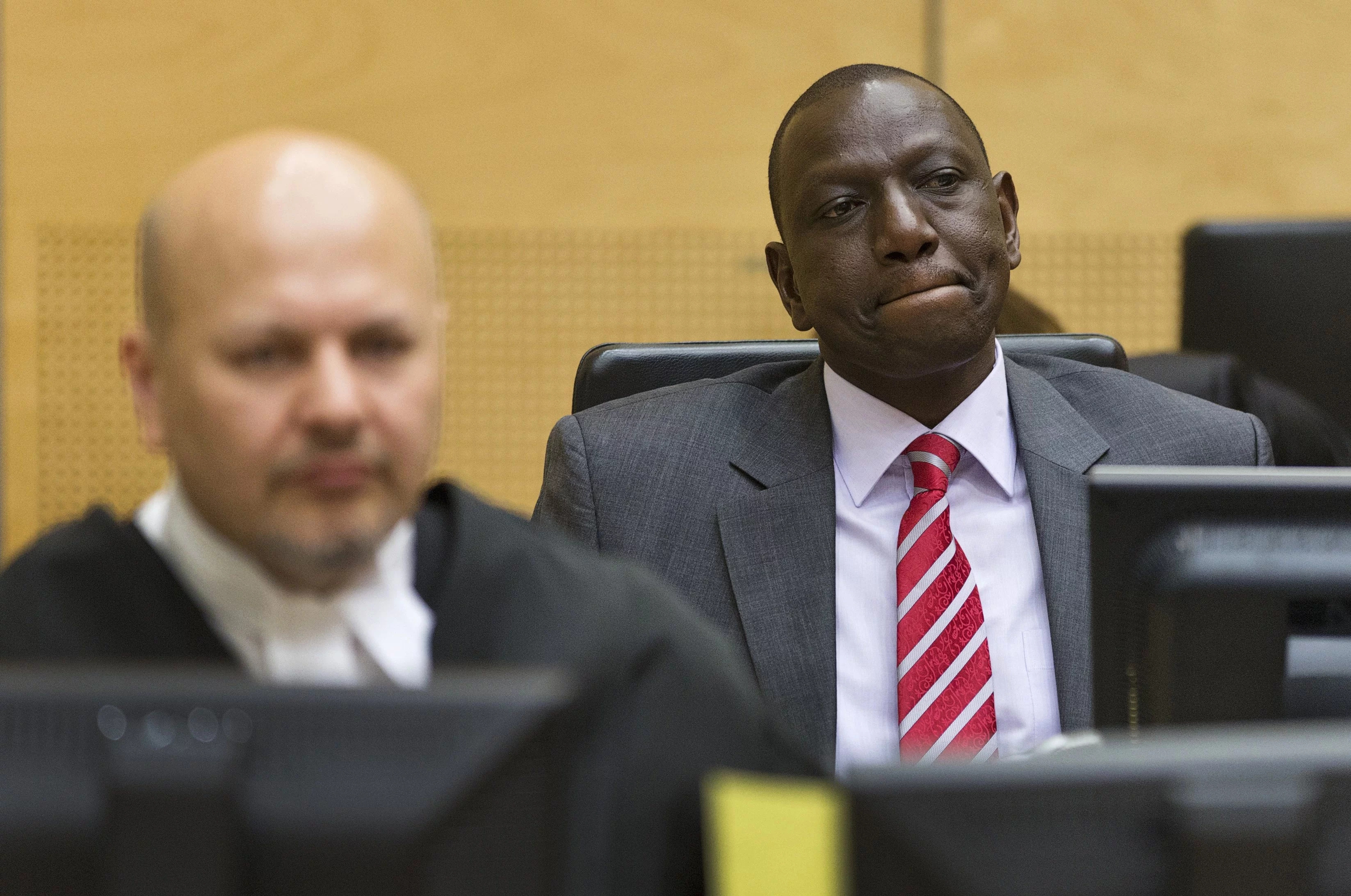 William Ruto's 10 most emotional photos