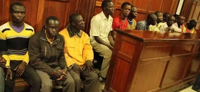 Magistrate, court officials scamper to safety as suspect unleashes FECES as defence