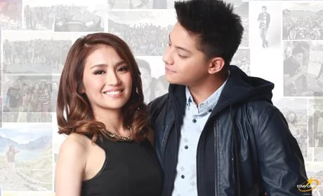 Daniel Padilla, Kathryn Bernardo sizzle together