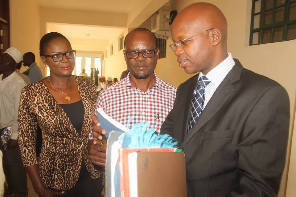 Suzanna Owiyo's husband sues KCB for KSh 500m
