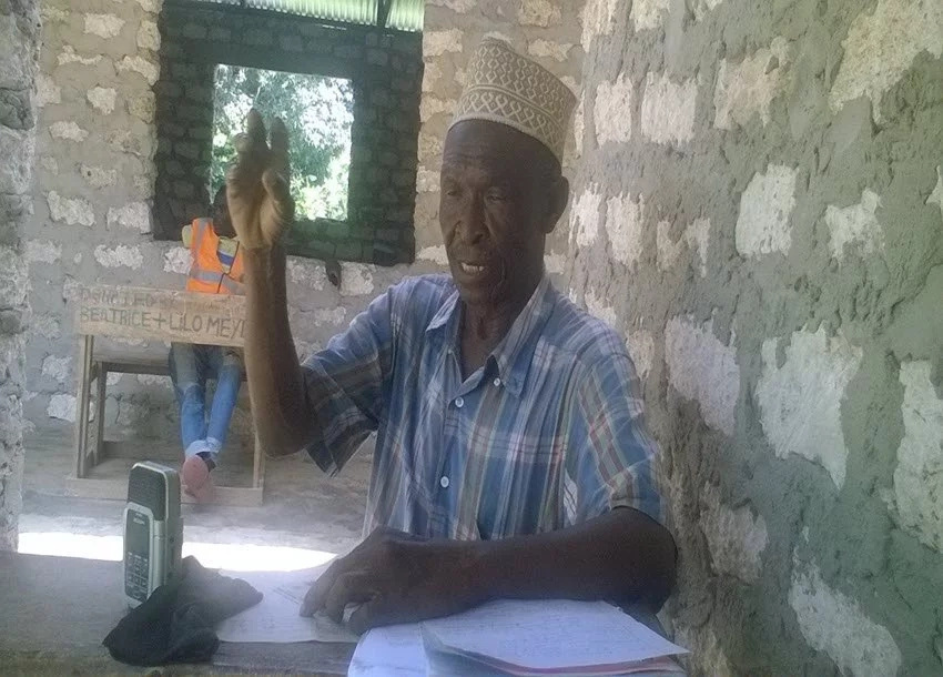 72 Year Old Scores 299 Marks In KCPE
