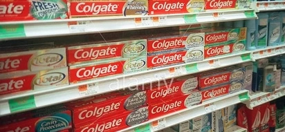 Chemical that can cause cancer found in Colgate toothpaste!