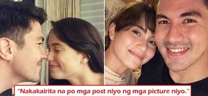 Papatulan lahat! Luis Manzano reacts and gives netizen a bold reply after the latter ridiculed and unfollowed him