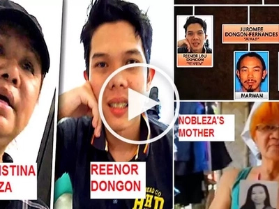 Terrifying details about Nobleza & Dongon's family members have surfaced. His connection to the SAF 44 massacre will shock you!