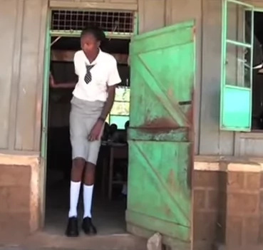 Meet the Form 3 girl from Meru who's 6 feet 9 inches in height