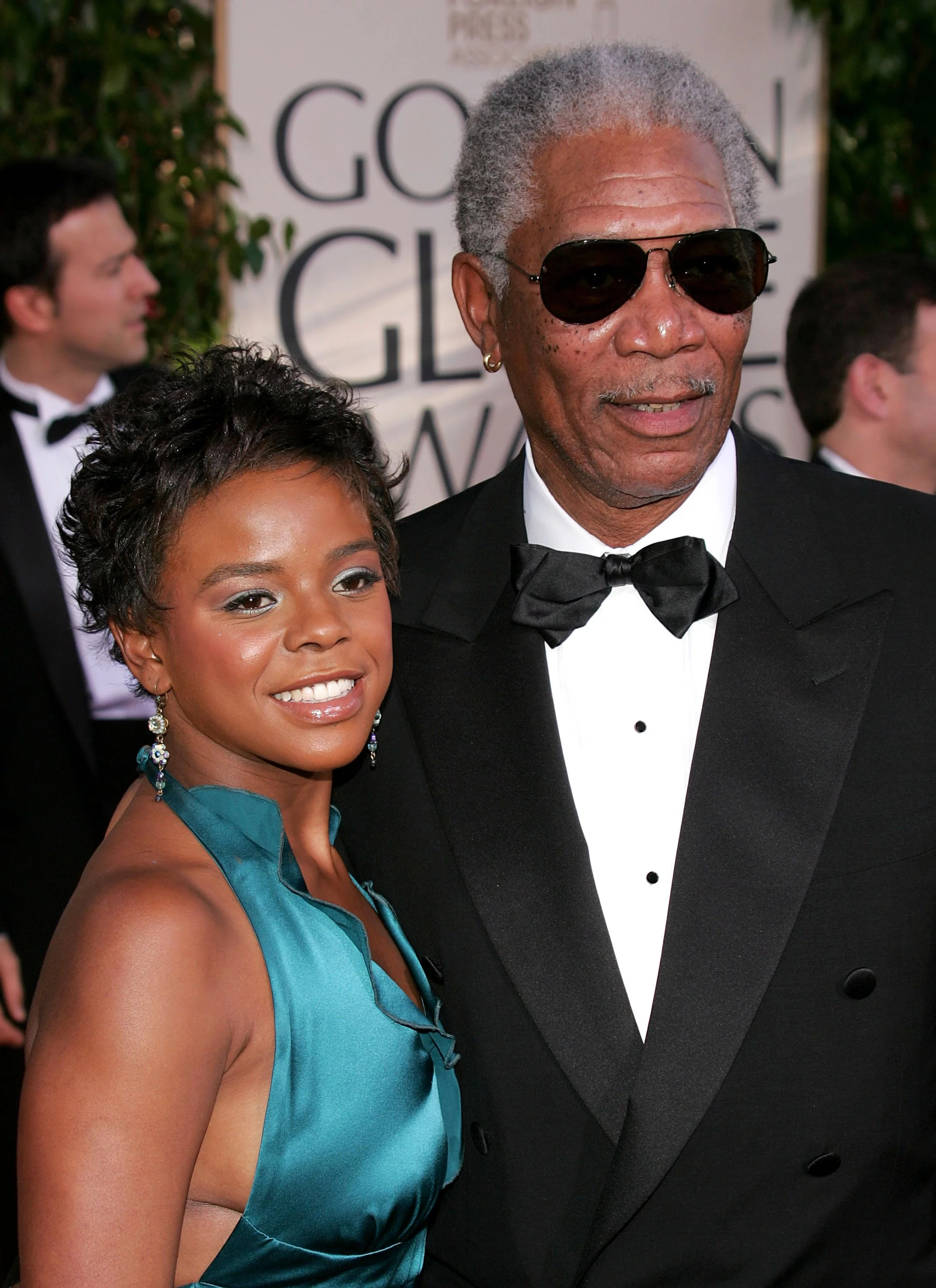 Morgan Freeman allegedly had a secret affair with his grandchild before her brutal death
