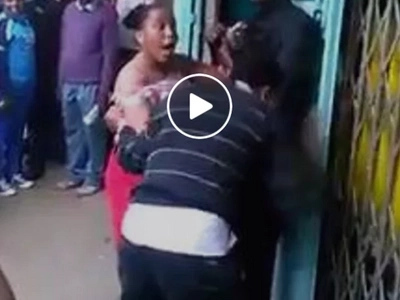 TOUGH woman in Ruiru disciplines Two men at the same time after allegedly stealing her phone