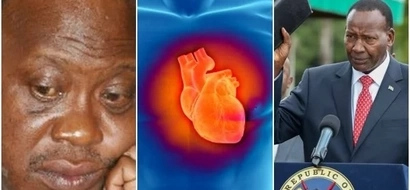 Could late Nkaissery's death have been avoided? 6 warning signs of heart attack before you die