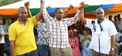 New twist as Joho, Kingi security is reinstated amid controversy