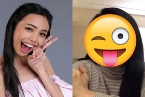 Maymay Entrata just got a birthday greeting from her older kalokalike. Can you guess who she is?