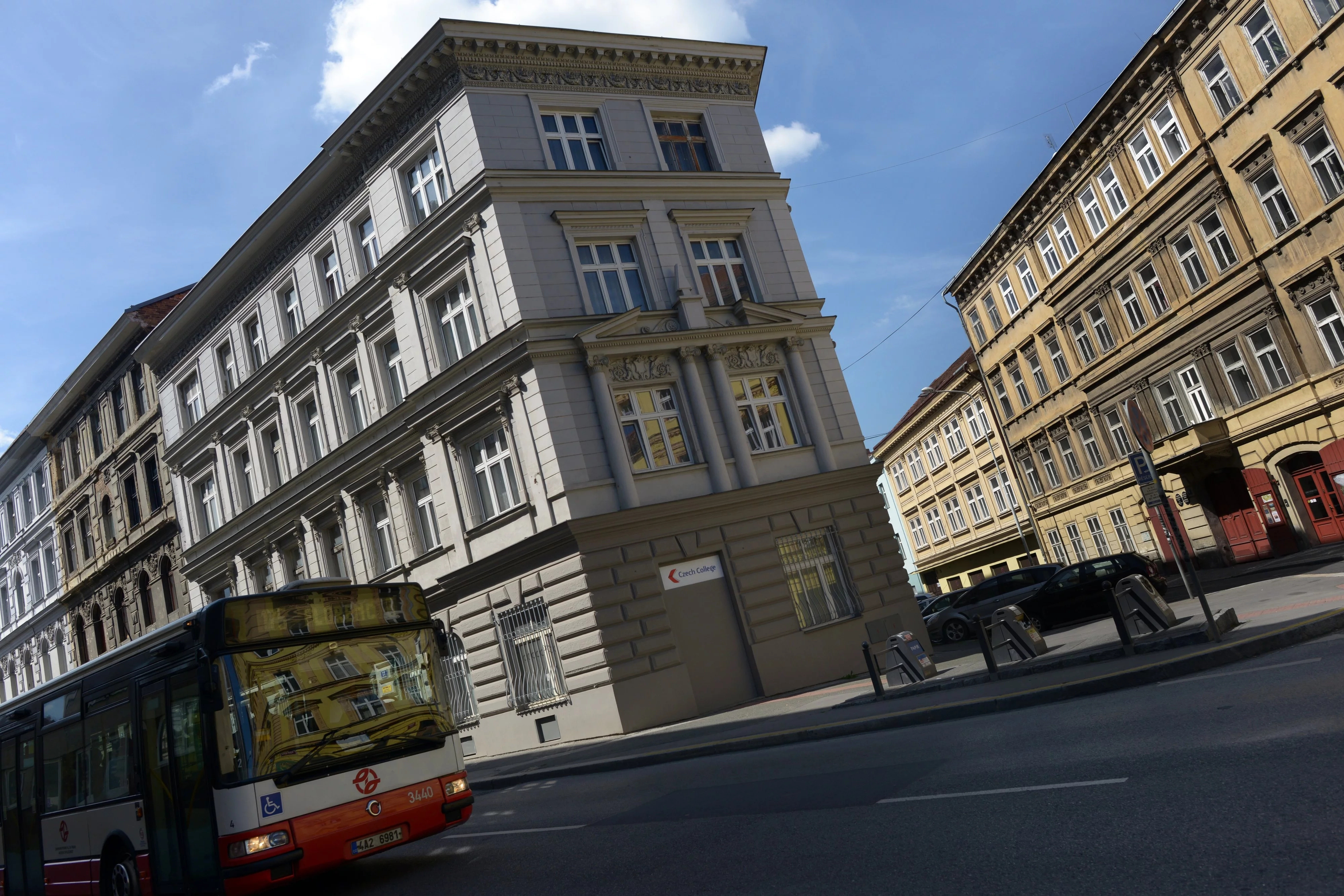 Thinking of studying abroad in Europe? Think Czech College