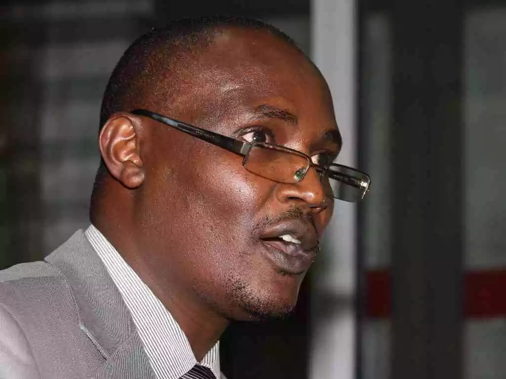 Big BLOW to Mbadi after his win is declared null and void