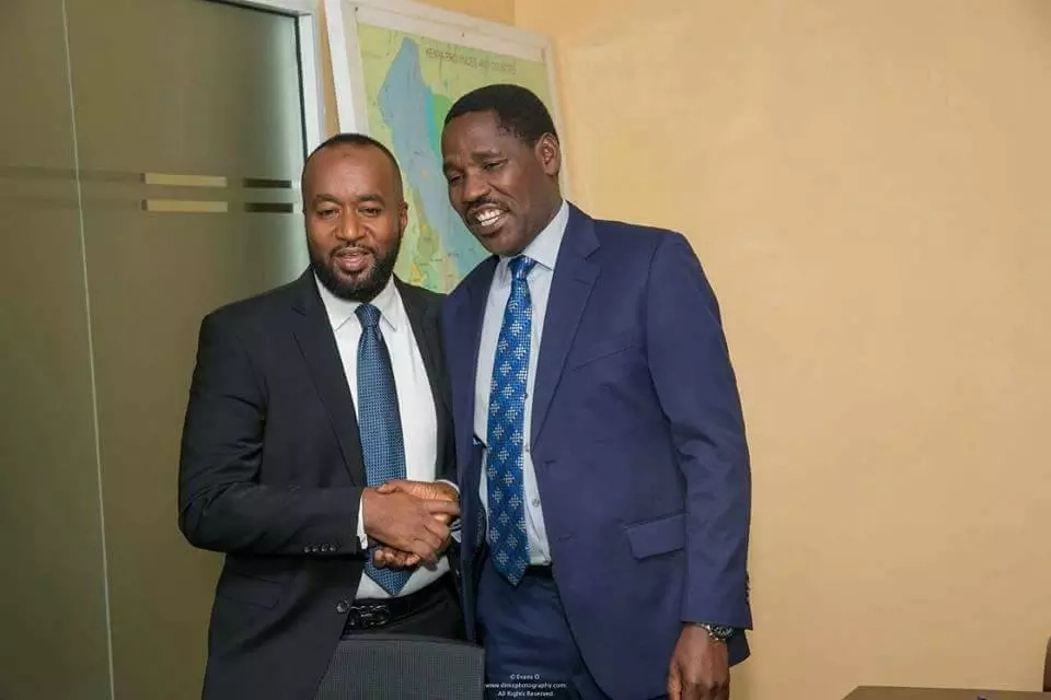 PNU chair Peter Munya says they will support Raila Odinga presidency
