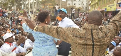 Jubilee MPs tell Kalonzo to join Ruto, say Raila is misleading him