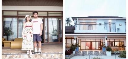 Paraiso sa Sarangani! Senator Manny Pacquiao and his wife Jinkee show off their stunning family 'beach house'