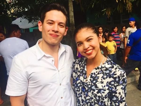 Sa ibang bansa daw magde-date? Report claims that Jake Ejercito will follow Maine Mendoza abroad
