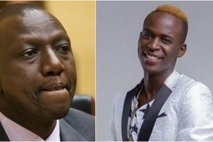 Willy Paul tears down DP Ruto in this MEAN video