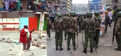 Nairobi leads with the highest number of deaths during post election protests