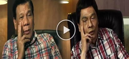 Watch how this Taiwanese comedian poke fun at President Duterte's Christmas message