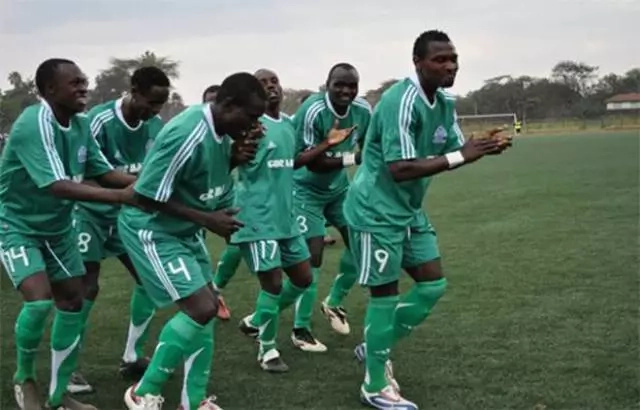 Gor Mahia go second in the KPL