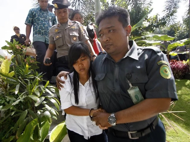 Widodo's audio affirms Duterte said OK to execute Veloso