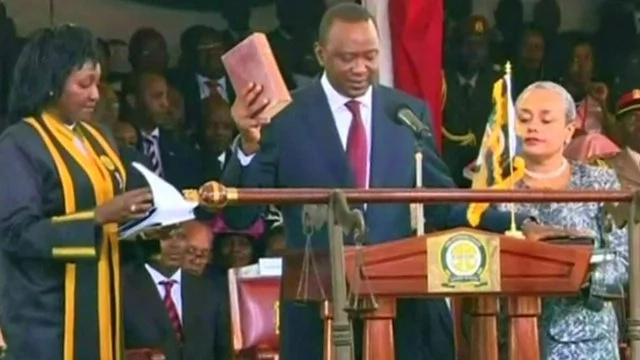 What Kenyans should expect during Uhuru's swearing in ceremony