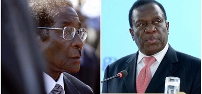 Robert Mugabe denies casting spell on his vice president and poisoning him