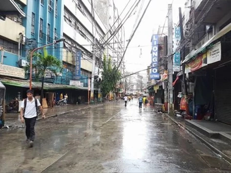 Raon, Quiapo cleared of obstructions