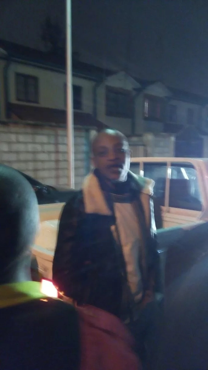 Prezzo in police custody for hijacking attempt