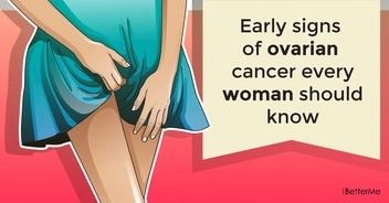 Early warning signs of ovarian cancer every woman should know