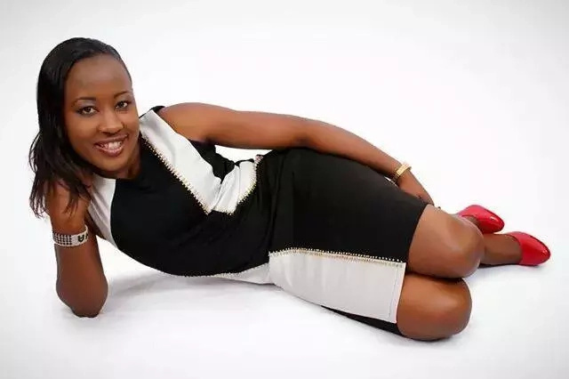We can bet Alfred Mutua will easily confuse this Royal Media Service radio queen for his hot wife