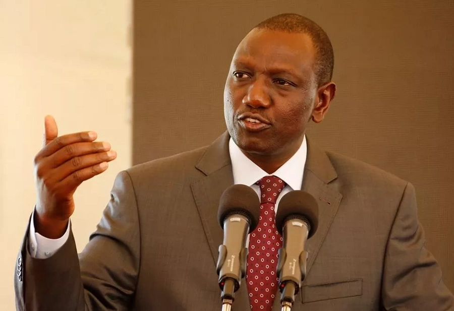 Forget central Kenya support in 2022 - Tharaka Nithi governor tells William Ruto