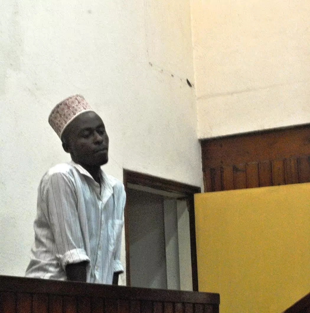 Mombasa man charged for groping woman in front of his wife as debt payment