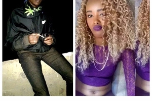 Husband to the late Nairobi's prettiest thug sends a COLD message to the police