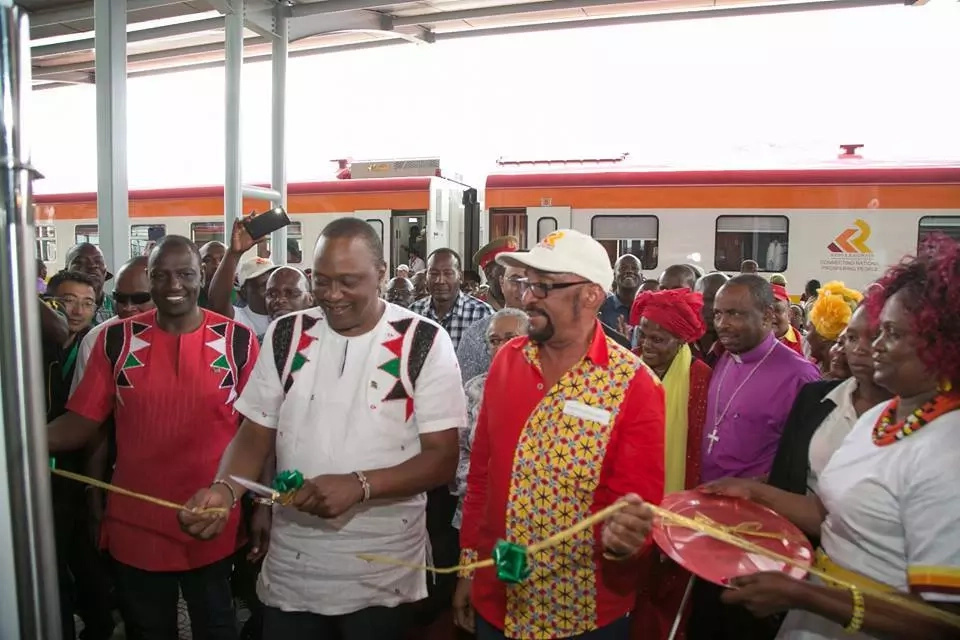 REVEALED: Why DP Ruto NEVER boarded SGR train with Uhuru from Mombasa
