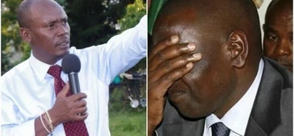 Ruto BRIBED Jubilee Party officials to RIG me out of the Kiambu race – Kabogo
