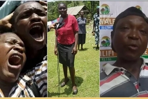 Radio presenter embroiled in 'fight' over 23 year old Bungoma lady
