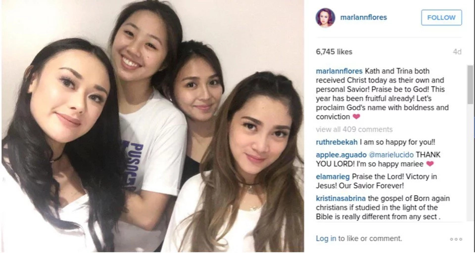 Kapamilya teen queen, expelled from INC?
