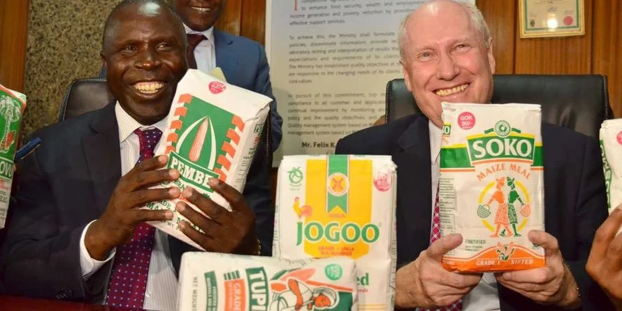 The TOUGH punishment govt has handed man who hiked prices of subsidised maize flour