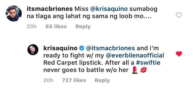 Queen of Advertisement! Kris Aquino, nakuha pang mag-endorse habang nakikipag away kay Korina Sanchez sa Social Media