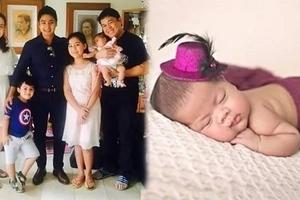 Tuwang-tuwa! Dennis Padilla shares overwhelming joy as Ninong Coco Martin honors daughter's baptism