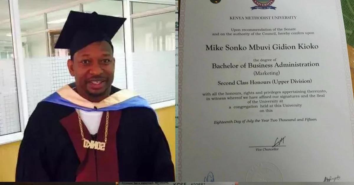 Sonko na wafuasi wake watatiza shughuli katika ofisi za Jubilee (Video)
