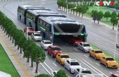 Conoce el autobús del futuro que funcionará en un año