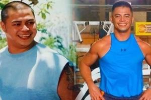 Ikaw na talaga kuya! Comedian Bearwin Meiley makes jaw-dropping body transformation that will shock you